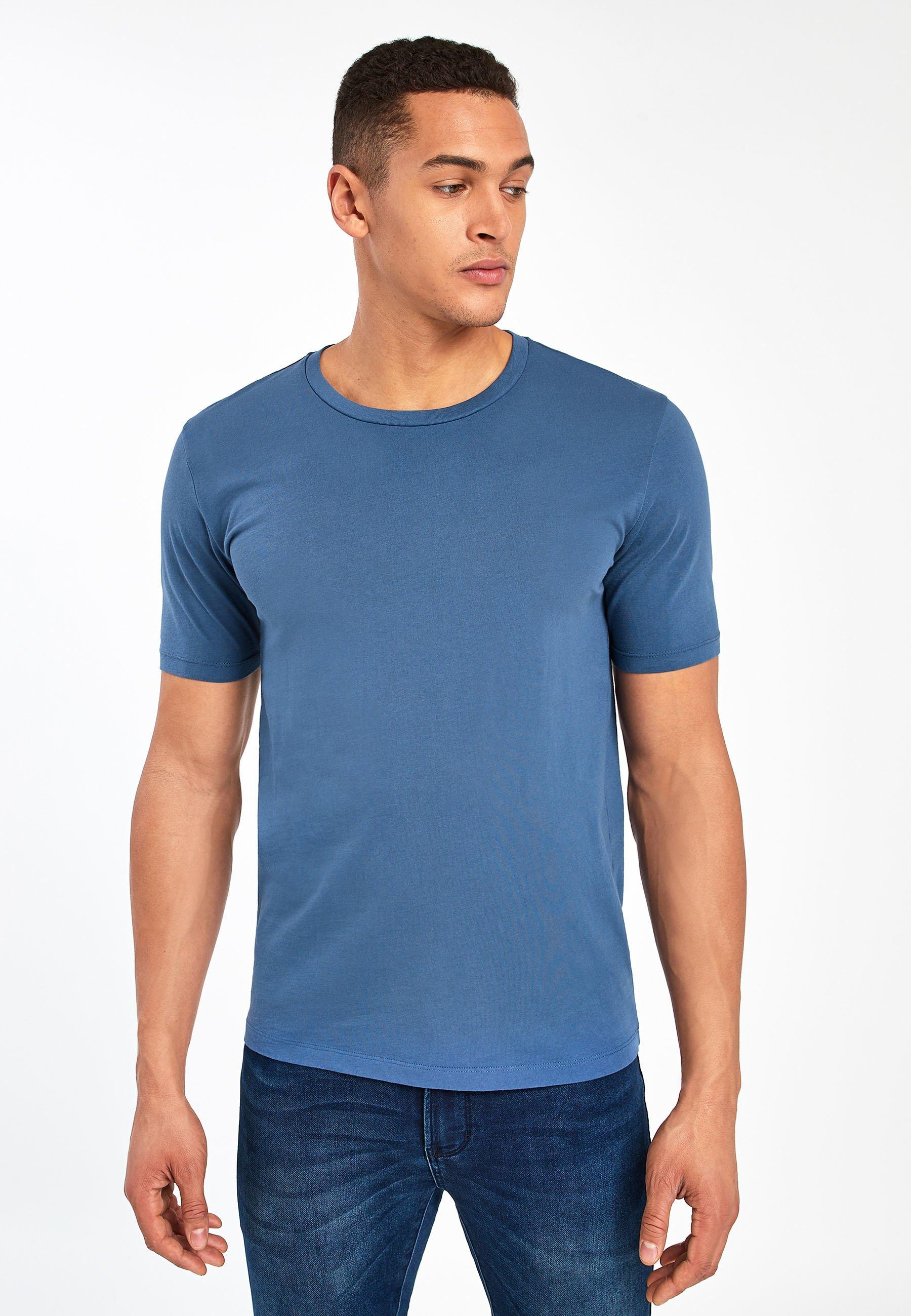 Uomo TERRACOTTA - T-shirt basic