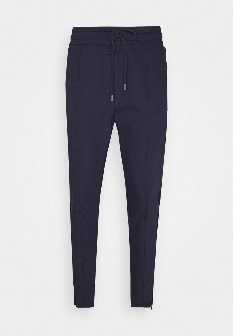 Be Edgy - EASTON - Tracksuit bottoms - navy