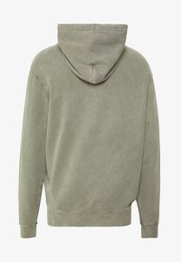Mennace - WASHED PRIMARY - Hoodie - khaki - 1
