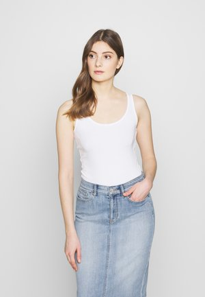 KELLY SLEEVELESS - Top - white