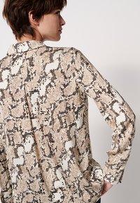 someday. - ZUMERA  - Button-down blouse - pearl mélange - 2