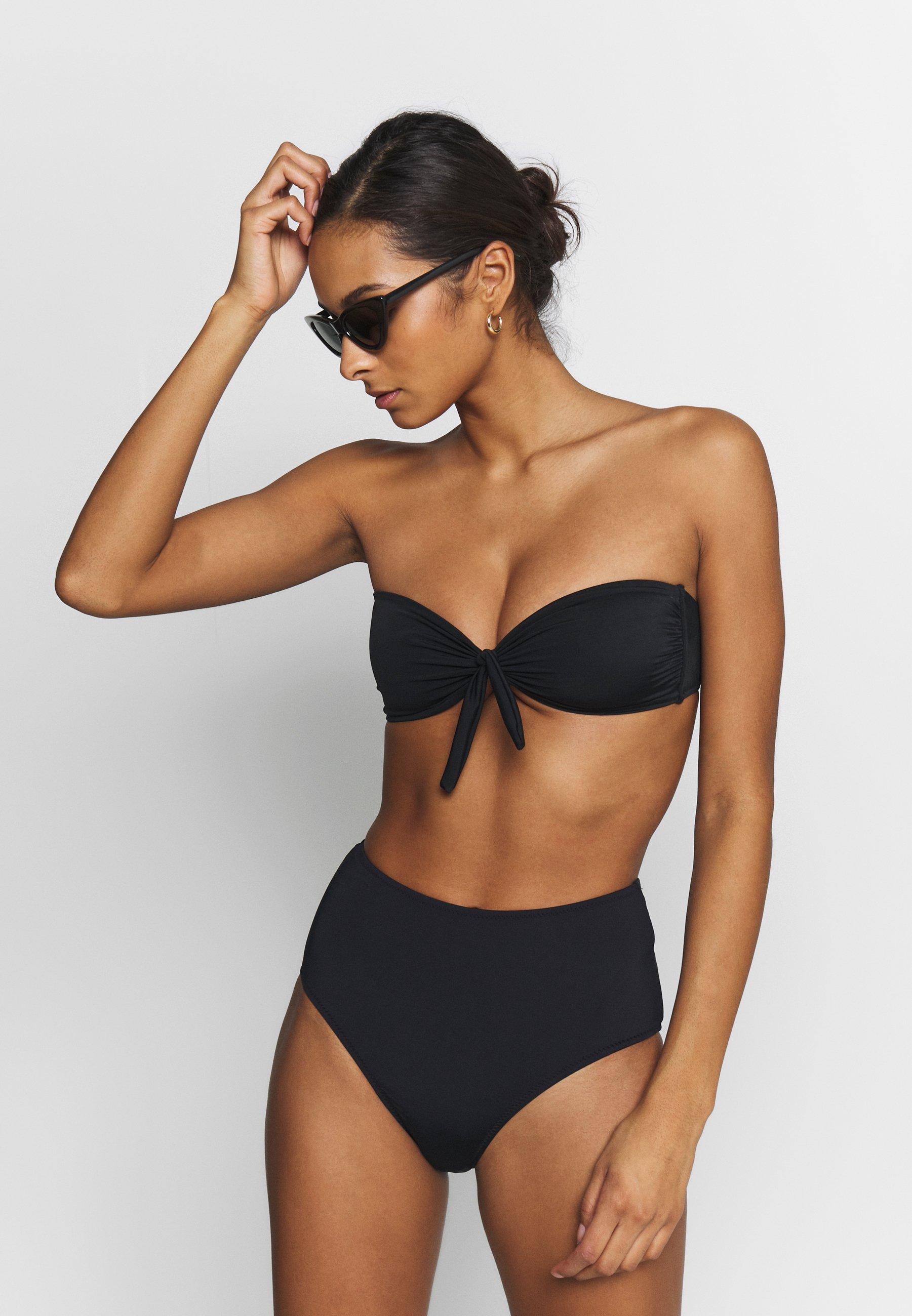 Women ONLNITAN BIKINI BRIEF 2 PACK - Bikini bottoms