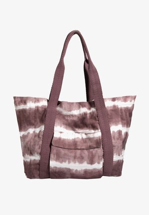 TIE-DYE-SHOPPER - Tote bag - pink