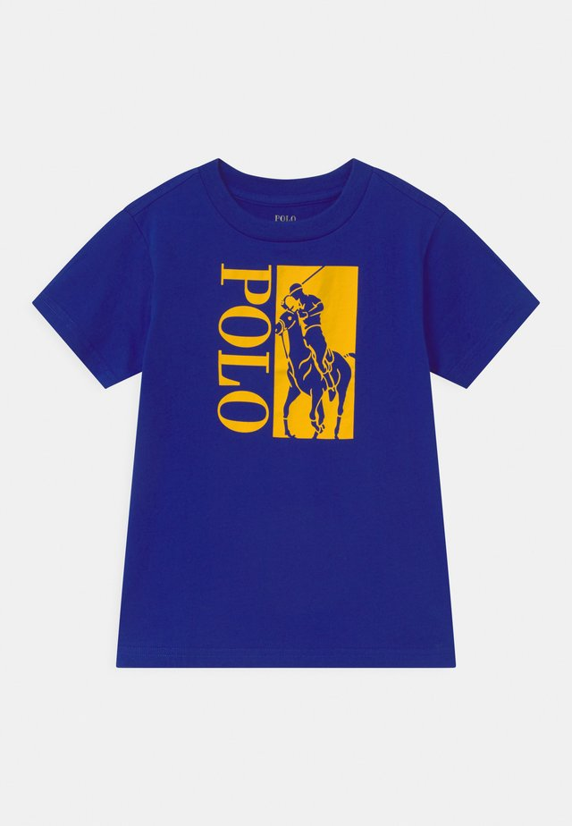 T-shirt con stampa - heritage royal