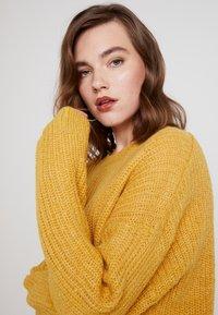 New Look - LEAD INLONG LINE - Pullover - oche - 3