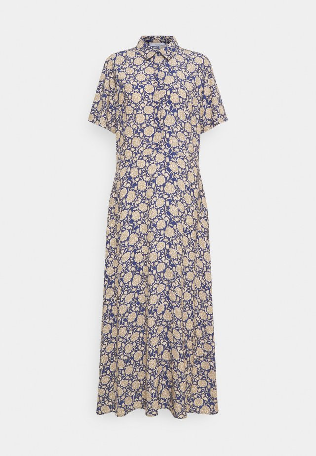 LIZ BOMBAY DRESS - Paitamekko - blue