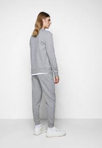 HUGO - DIRAGOL - Sweatshirt - silver - 2