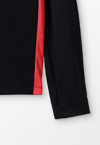 Nike Performance - DRY ACADEMY DRIL - Sports shirt - black/ember glow - 2