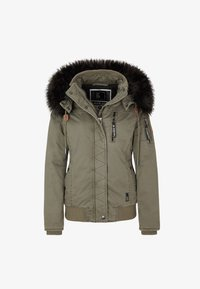 Harlem Soul - GI-GI  - Winter jacket - olive - 4