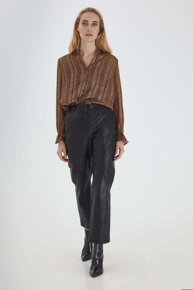 BXINDA  - T-shirt à manches longues - brown
