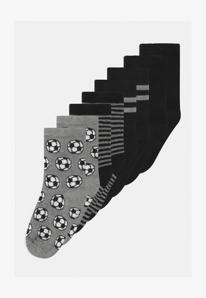 NKMFOOTBALL 8 PACK - Socks - black