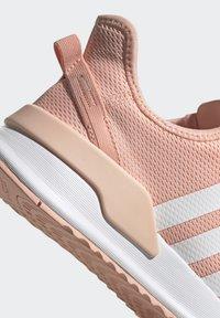 adidas Originals - U_PATH RUN SHOES - Trainers - glow pink/ftwr white/core black - 8