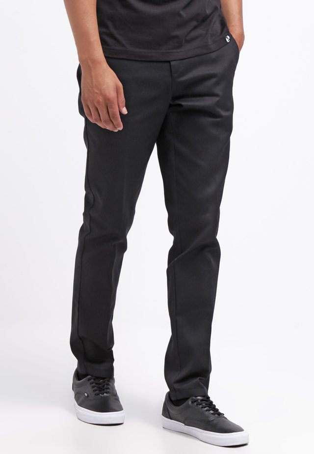 WORK PANT - Chino - black