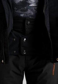 Wearcolour - ROAM JACKET - Snowboardjakke - black - 5