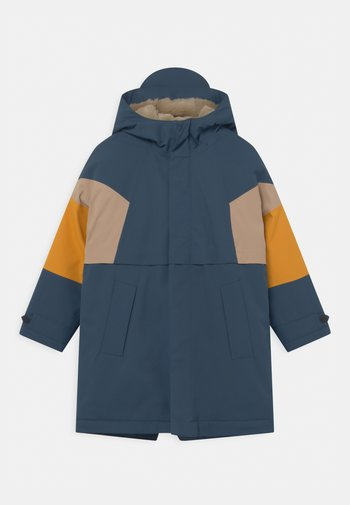 DESERT FOX UNISEX - Winter coat - true blue/multi