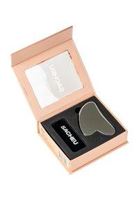 SACHEU BEAUTY - GUA SHA - STAINLESS STEEL - Skincare tool - chrome - 3