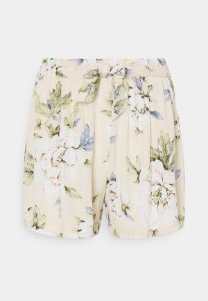 VIMESA TIE - Shorts - sandshell