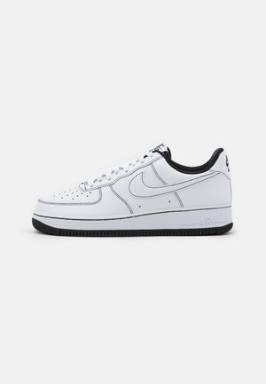 AIR FORCE 1 '07 STITCH - Matalavartiset tennarit - white/black