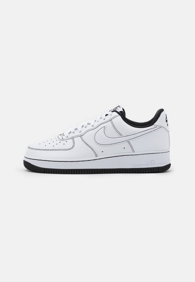 AIR FORCE 1 '07 STITCH - Sneakers - white/black