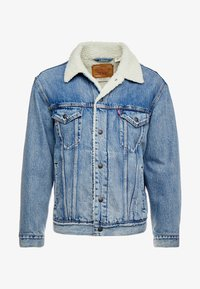 Levi's® - VIRGIL TRUCKER - Jeansjacka - blue denim - 4