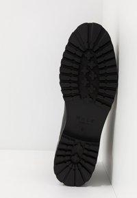 Walk London - SEAN CHELSEA BOOT - Stivaletti - black - 4