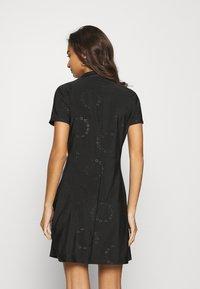adidas Originals - DRESS - Sukienka z dżerseju - black - 2