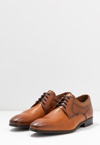 Lloyd - MADISON - Smart lace-ups - brandy - 2