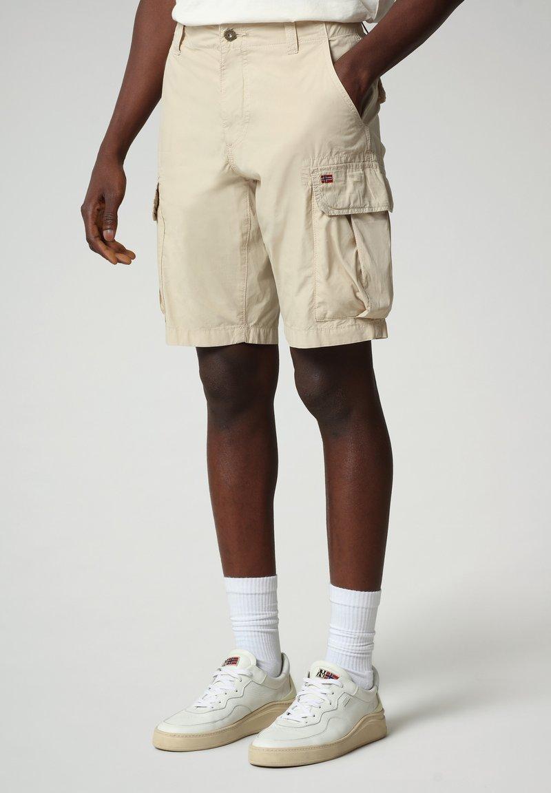 Napapijri - NOTO - Shorts - natural beige