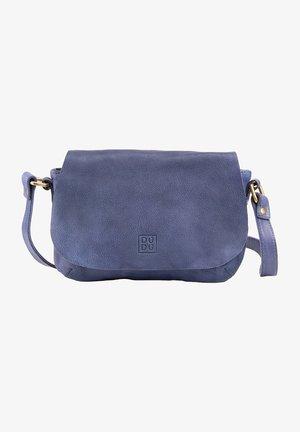 Schoudertas - indigo blue