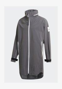 adidas Performance - MYSHELTER RAIN.RDY - Hardshelljacka - grey - 6