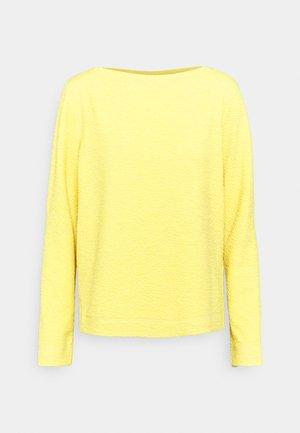 Maglietta a manica lunga - lime yellow