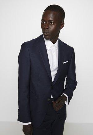 HOGEN - Blazer jacket - dark blue