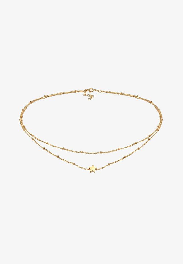 STERN - Ketting - gold