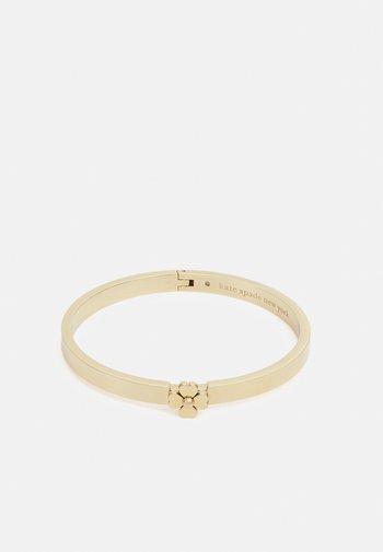 THIN HINGED BANGLE - Bracelet - gold-coloured