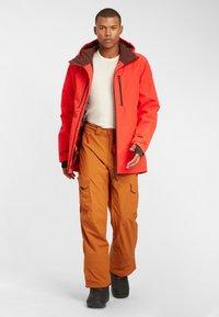 O'Neill - Kurtka narciarska - fiery red - 0