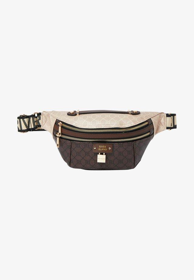 Bæltetasker - brown