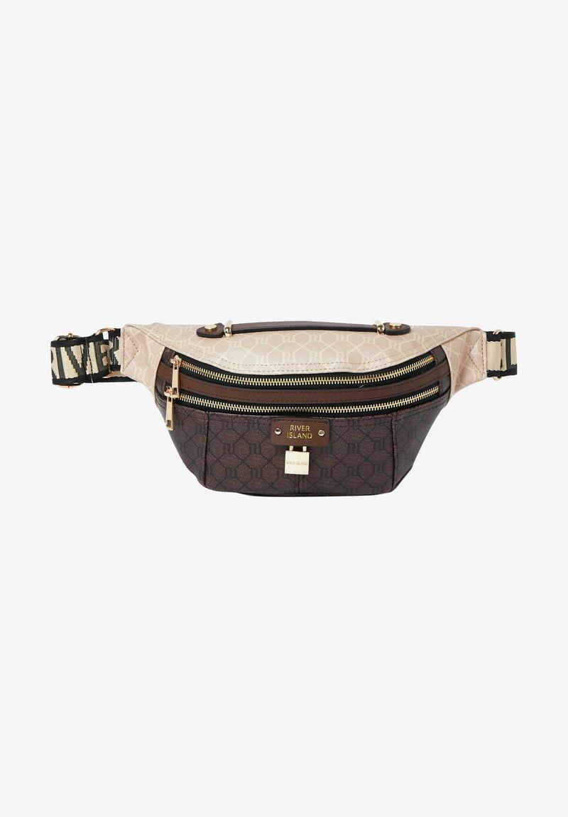 River Island - Bum bag - brown