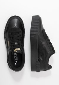 Puma - CARINA LIFT - Trainers - black - 3