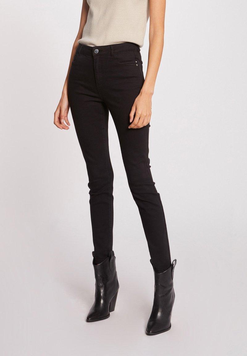 Morgan - Pantalones - black