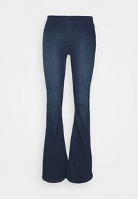 Free People - FLARE PENNY PULL ON - Flared Jeans - rich blue - 0
