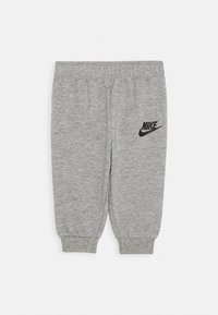 Nike Sportswear - SPLIT FUTURA PANT BABY SET - Body - dark grey heather - 2