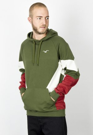 THAT IS THAT  - Hoodie - rifle green