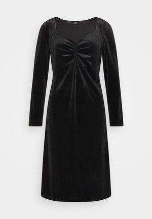 SWEETHEART DRESS - Jurk - black