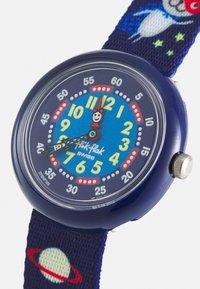 Flik Flak - SUPER HOPPER - Hodinky - blue - 5