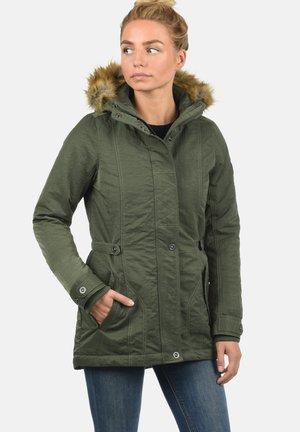 JANA - Winter coat - olive