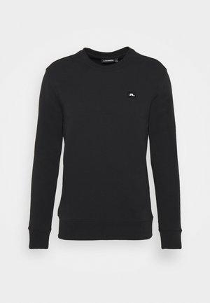 THROW PATCH LOGO - Sweatshirt - black
