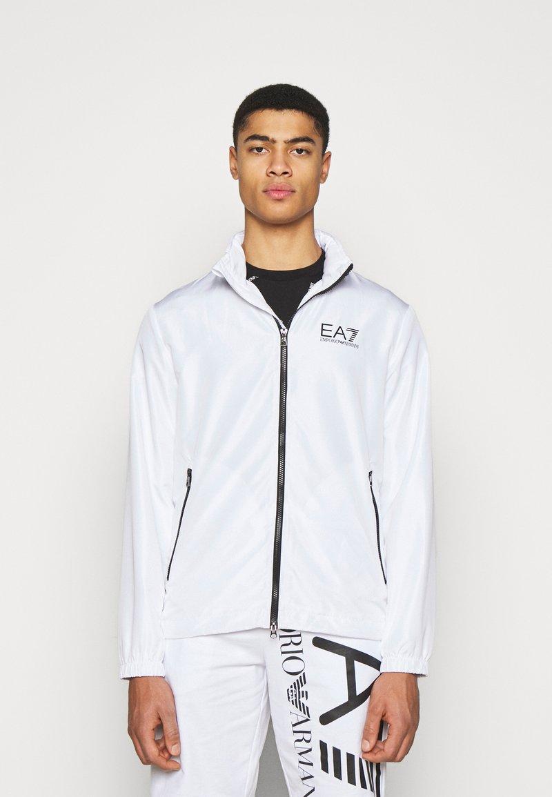 EA7 Emporio Armani - Summer jacket - white