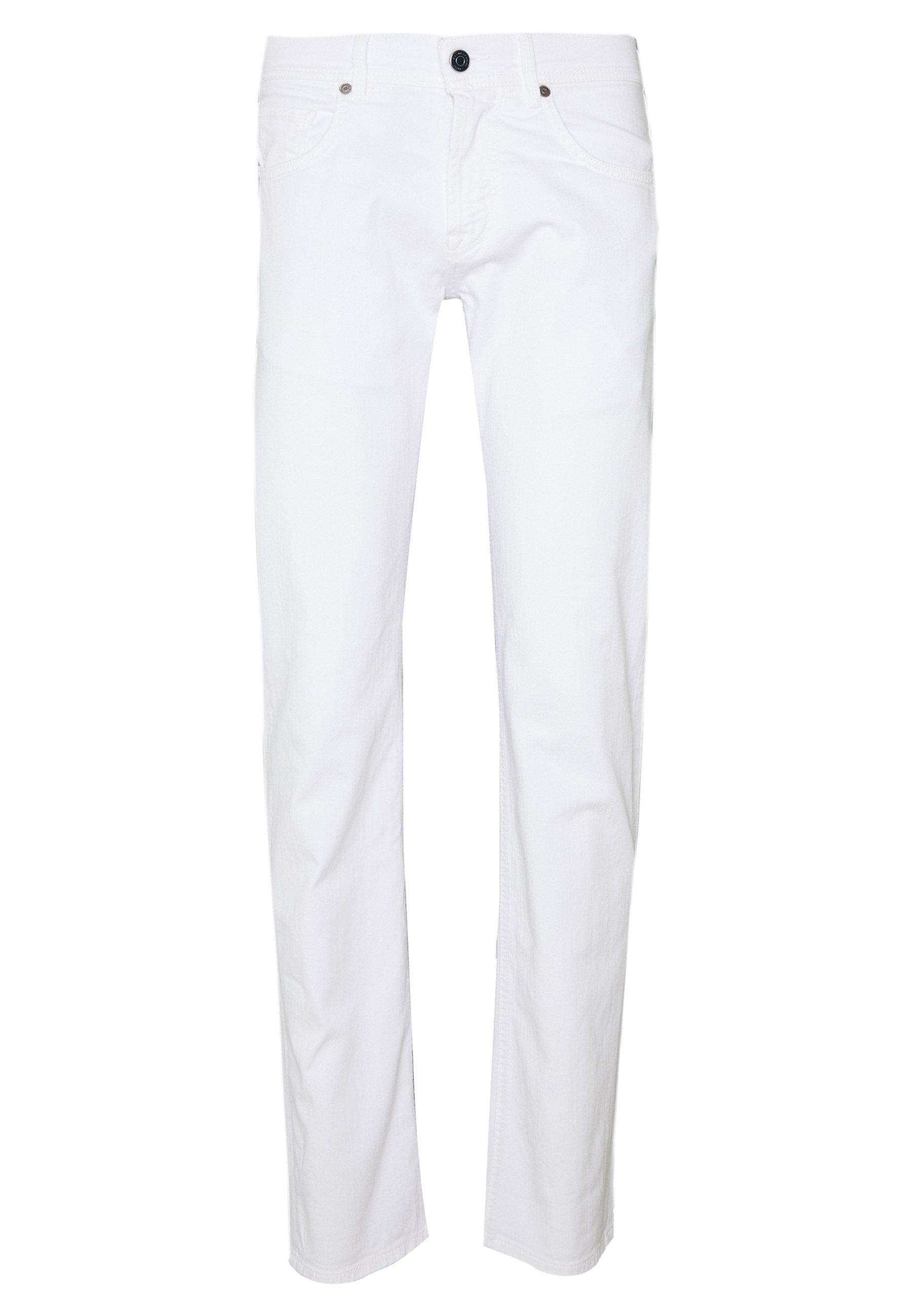 Baldessarini JACK - Jean droit - white Denim