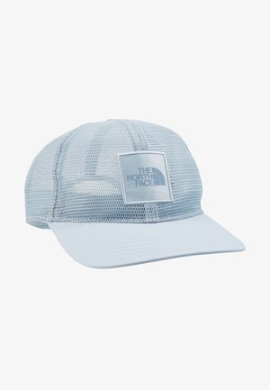 MUDDER NOVELTY MESH TRUCKER - Beanie - faded blue