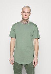 Only & Sons - ONSMATT - T-shirt - bas - hedge green - 0